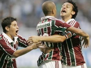 Na última rodada, Emerson marcou o único gol da partida e a vitória deu o título ao Fluminense
