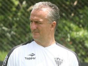 Dorival comanda treino do Atlético-MG, pela primeira vez o técnico enfrenta seu ex-time, na Arena...