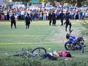 Tragédia em Honduras