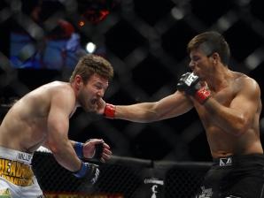 UFC 109: Miller x Maia