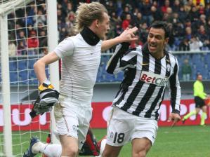 Krasic Genoa x Juventus