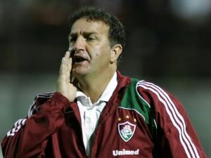 Cuca, treinador de futebol
