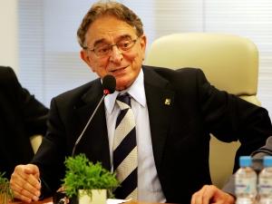 Presidente do Clube dos 13 em dezembro de 2009