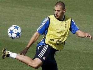 Benzema atacante Real Madrid