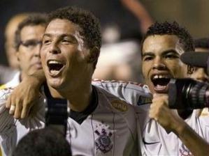 Ronaldo e Dentinho