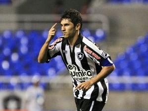 Lúcio Flávio, meio-campista do Botafogo