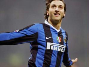 Ibrahimovic, atacante da Inter de Milão