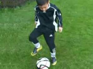 Madin Mohammed, o novo Zidane