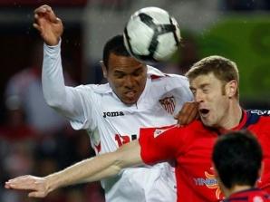 Sevilla x Osasuna