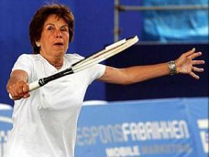 Ídolos do Esportes #24 Maria Ester Bueno