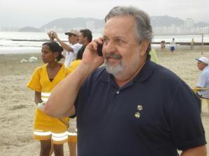 PResidente do Santos