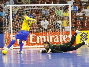 lenisio futsal brasil