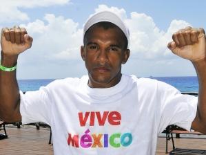 Jefferson Gonaço, boxeador declarado com morte cerebral em 6/10/2010
