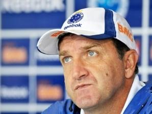 Cuca, técnico do Cruzeiro