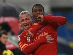 roma vence com gol de juan