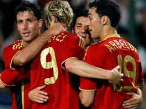 Espanha comemora