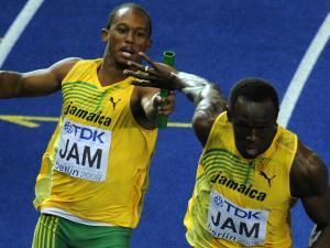Jamaicanos no Mundial de Atletismo