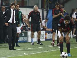 Leonardo, técnico do Milan