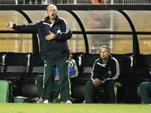 Luiz Felipe Scolari, o Felipão, técnico do Palmeiras, durante Palmeiras 4 x 1 Avaí, pela 28ª roda...