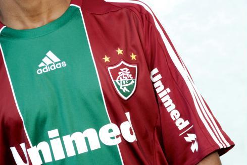 Flu apresenta seu novo uniforme - iG Esporte   Noticia Visual - IG 80ae3755c96f2