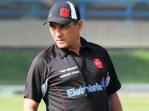 PC Gusmão, técnico do Vasco