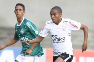 elias joga sua ultima partida pelo Corinthians
