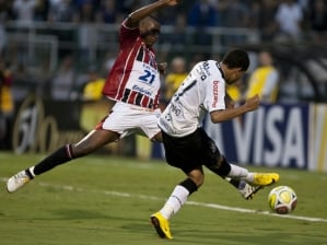 Corinthians x Botafogo-SP