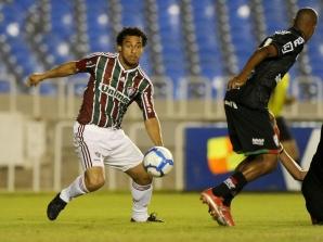 Fred, atacante do Fluminense