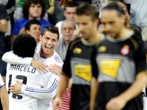 Real Madrid x Espanyol