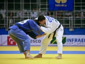 Bruno Mendonça é único judoca medalhista na Rússia