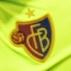 Nova camisa II do clube suíço Basel, para a temporada 2010/11