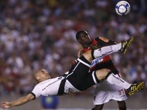 Flamengo e Vasco ficaram no 0 a 0