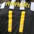 Diego (D), meio-campista, e Amauri, atacante, brasileiros da Juventus, durante jogo da Liga dos C...