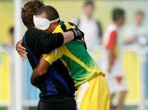 brasil futebol de 5 paraolimpiada