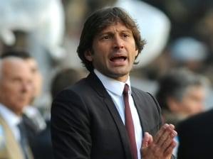 Leonardo, treinador do Milan