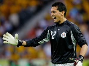 Bobadilla é o novo goleiro do Corinthians