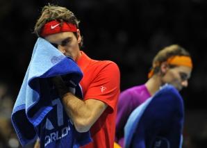 Federer x Nadal é o principal duelo de tênis na atualidade