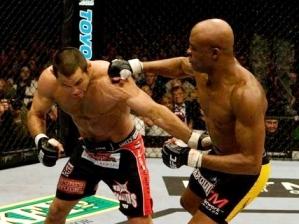 Anderson Silva, UFC
