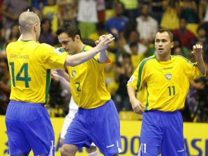futsal brasil
