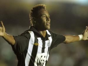 Neymar comemora