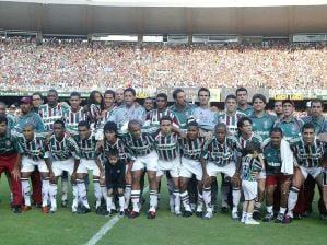 Fluminense campeão carioca de 2002