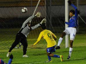 seleção feminina de futebol conquista sul-american