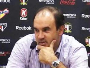 Ricardo Gomes, técnico do São Paulo, em entrevista após São Paulo 1 x 1 Prudente, no Morumbi, pel...