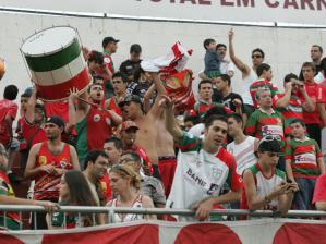 Portuguesa torcida