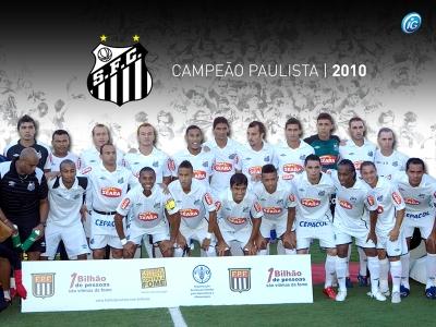 Baixe o papel de parede do Santos campeão paulista de 2010 - iG ... b068b79530267