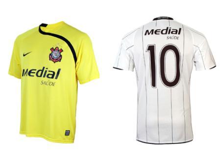 Futebol - iG Esporte - Corinthians lança novos uniformes e camisa ... dfaa111038b59