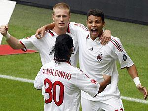 Gol de Thiago Silva