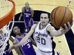 Spurs Ginobili