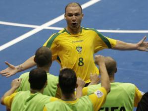 seleção brasileira futsal