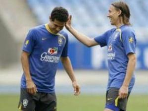 seleção brasileira treino